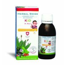 Herbal Swiss KID étrend-kiegészítő folyadék 300ml