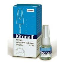 Kitonail 80 mg/g gyógyszeres körömlakk 3,3ml