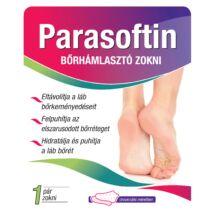 Parasoftin bőrhámlasztó zokni  pár